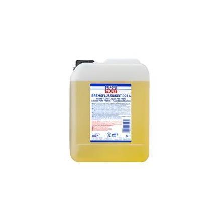 LM.3097 1 Bidon de 5L Brake Fluid DOT4 xxx Info LIQUI MOLY