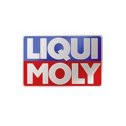LM.5486 PANCARTE LOGO ALU EXTERIEURE LIQUI MOLY xxx Info LIQUI MOLY