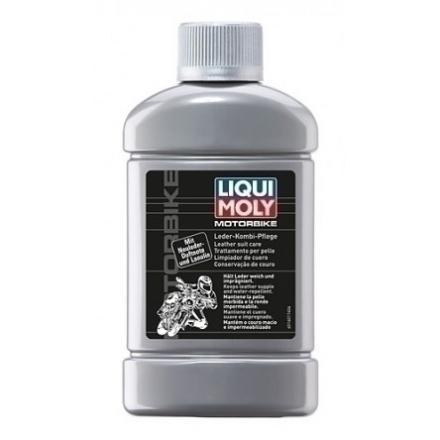 Entretien vetement cuir moto LIQUI MOLY 250ml