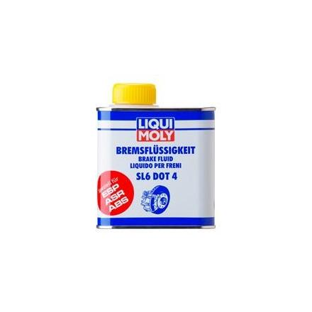 LM.5984 LIQUIDE DE FREIN LIQUI MOLY 500ml Brake Fluid SL 6 DOT4 ( carton de 6 ) xxx Info LIQUI MOLY