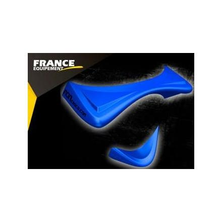 PR09.222 Spoiler pour casque de moto. Couleur Bleu. (2 Pièces) OneDesign Accessoires casque