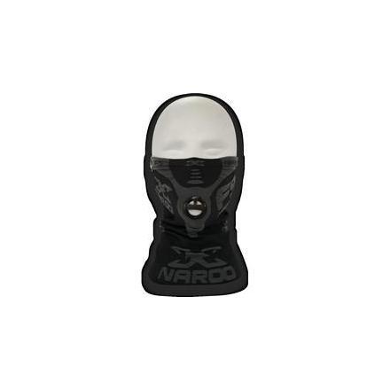 PR01.MASKF5 Tour de cou SPECIAL ANTI POUSSIERE avec 3 FILTRES. Noir et Gris - Dimension : 20x28cm S.T.A OneDesign Cagoules et To