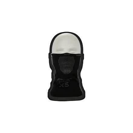 PR01.X5BK Tour de cou SPECIAL 4 SAISONS Noir et Gris - Dimension : 20x23cm OneDesign Cagoules et Tour de cou