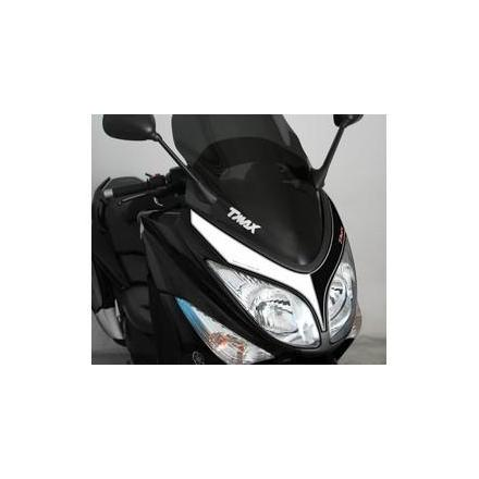 PR04.312 Kit graphique de protection frontale TMAX FACTORY RACING T-MAX '2008/2011 xxx Info OneDesign
