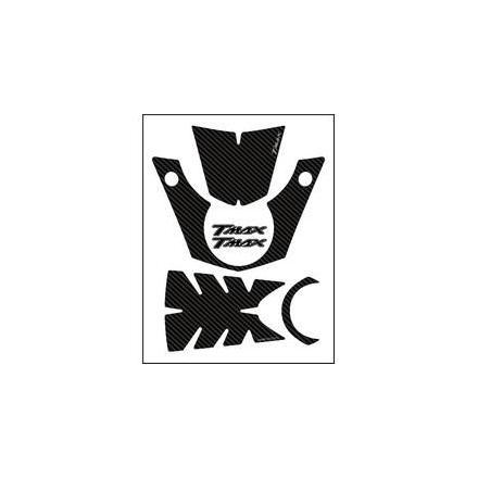 PR04.321 Kit graphique TMAX - Version Carbone T-MAX 530 '2012/2014 xxx Info OneDesign