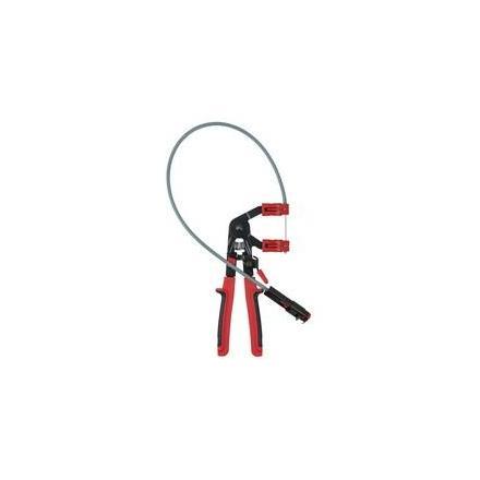 KS.115.0901 Pince avec câble Bowden pour colliers auto-serrants xxx Info KS Tools