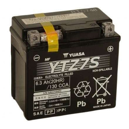 Batterie YUASA YTZ7S (Gel)