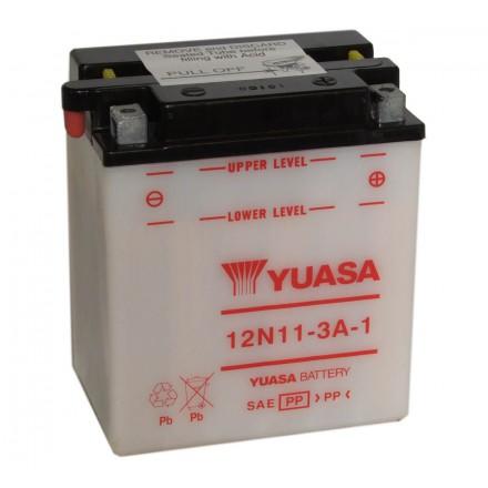 Batterie YUASA 12N11-3A-1