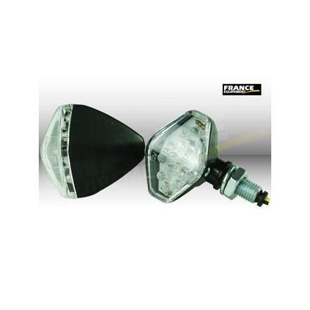 CL01.0507 Paire de clignotants, ampoule LED. xxx Info