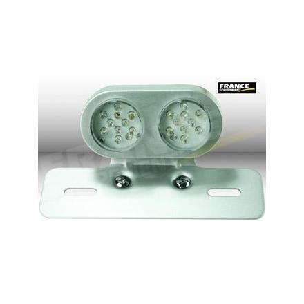 CL01.2303 Feu arrière avec fixation, ampoule LED. xxx Info