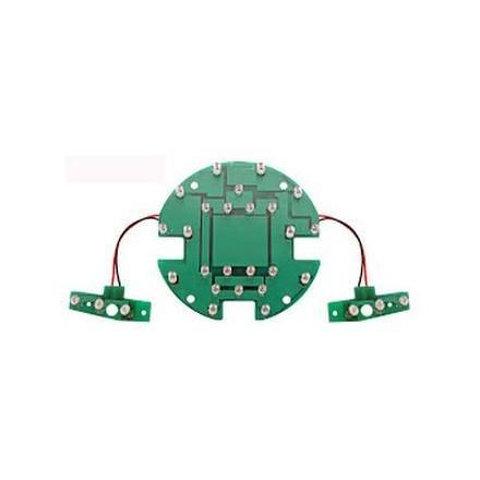 RM.246520010  Kit Contacteur Ampoules Arrières Bleue  xxx Info