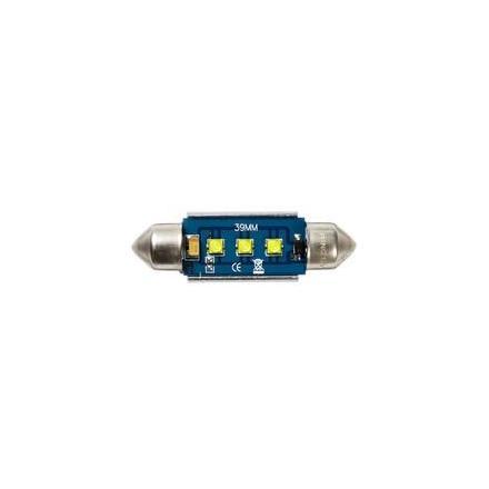 AM.RW239CBLED  1 BLISTER DE 2 AMPOULES LED S8.5D / C5W  xxx Info
