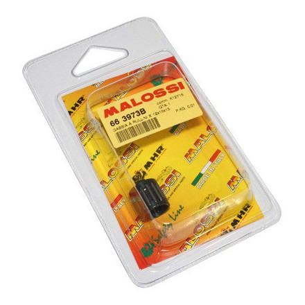 66 3973B Cage à aiguille Malossi 12x15x15mm MALOSSI Derbi Piaggio 6VTS (D50B0