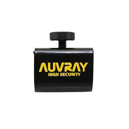 151381 SUPPORT ANTIVOL U AUVRAY POUR ANTIVOL DIAM 16-18 mm VERTICAL xxx Info AUVRAY