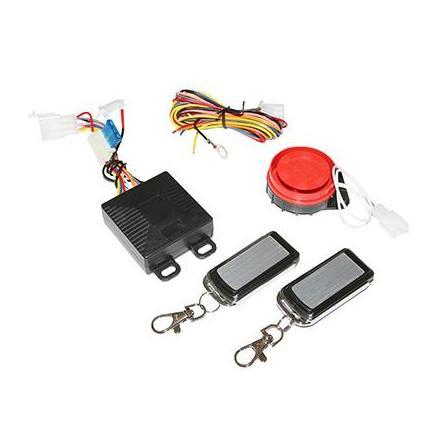 143633 ALARME ARMLOCK MOTO-SCOOTER 125 dB AVEC DEMARRAGE A DISTANCE (CERTIFICATION CE) xxx Info ARMLOCK