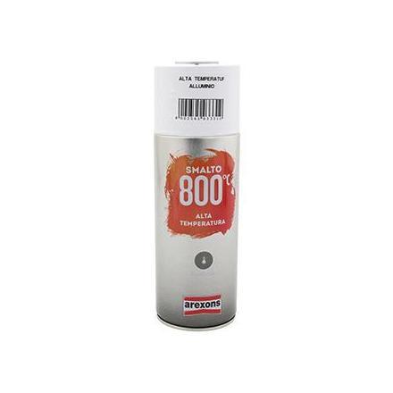 149893 BOMBE DE PEINTURE AREXONS PRO HAUTE TEMPERATURE 800°C ALU spray 400 ml (3331) xxx Info