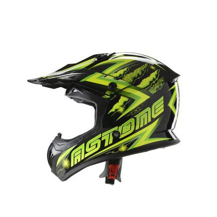 Casque ASTONE HELMET MX400DR Wild