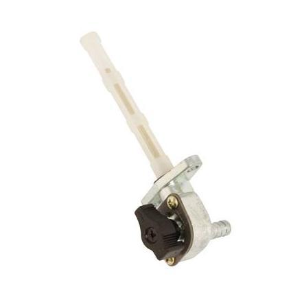 15142 ROBINET ESSENCE SCOOT ADAPTABLE CPI 50 ARAGON, HUSSAR, OLIVER, POPCORN (NOUVEAU MODELE)-MONTAGE POSSIBLE SUR SUZUKI 50 RMX