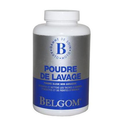 17666 BELGOM POUDRE DE LAVAGE-DECRASSANT (500g) xxx Info BELGOM