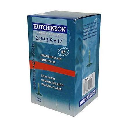 2112 CHAMBRE A AIR 17'' 2 1-2-17 HUTCHINSON PRESTA xxx Info HUTCHINSON (Motorisé)
