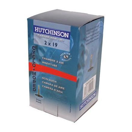 2116 CHAMBRE A AIR 19'' 2 -19 HUTCHINSON VALVE PRESTA xxx Info HUTCHINSON (Motorisé)