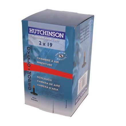 2117 CHAMBRE A AIR 19'' 2 -19 HUTCHINSON SULKY VALVE SCHRADER xxx Info HUTCHINSON (Motorisé)