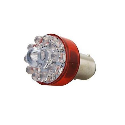 28741 AMPOULE-LAMPE 12V A LEDS 21-5W CULOT BAY15D ROUGE (FEU+STOP) (VENDU A L'UNITE)  -REPLAY- xxx Info REPLAY