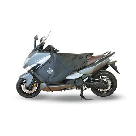 29154 TABLIER COUVRE JAMBE TUCANO POUR YAMAHA 500 TMAX 2008>2011 (R069-N) (TERMOSCUD) xxx Info TUCANO URBANO