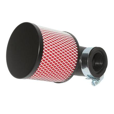 29752 FILTRE A AIR REPLAY CYLINDRIQUE NOIR-BLANC FIXATION ORIENTABLE 0 A 90° DIAM 35-28 xxx Info REPLAY