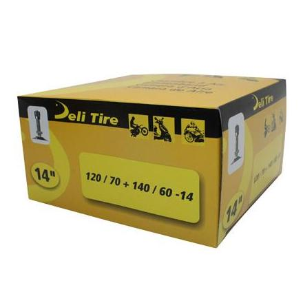 22529 CHAMBRE A AIR 14'' 120-70-14 A 140-60-14 DELI VALVE TR4 xxx Info DELI (Motorisé)