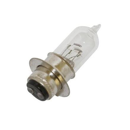 26405 AMPOULE-LAMPE 12V 35-36,5W CULOT P15D25 BLANC (PROJECTEUR) (VENDU A L'UNITE) -FLOSSER- xxx Info FLOSSER