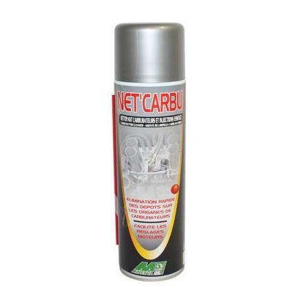 25915 NETTOYANT CARBURATEUR ET INJECTION MINERVA (AEROSOL 500ml) xxx Info MINERVA OIL