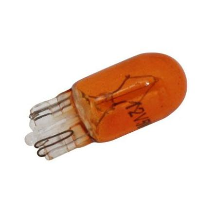 24245 AMPOULE-LAMPE 12V 5W NORME WY5W CULOT W2,1x9,5D WEDGE STANDARD ORANGE (CLIGNOTANT) (BOITE DE 10) -P2R- xxx Info P2R (Mot