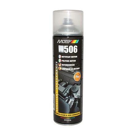 37123 NETTOYANT MOTEUR MOTIP M506 (SPAY 500ml) xxx Info MOTIP