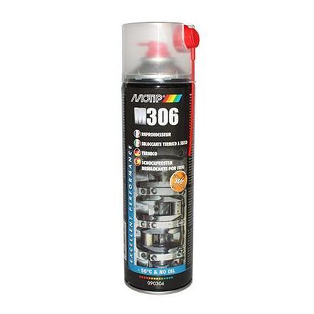 37125 REFROIDISSEUR DE PIECE MOTIP M306 (DEBLOQUE LES ASSEMBALBLES PAR BAISSE SOUDAINE DE TEMPERATURE -50°C) (SPAY 500ml) xxx In