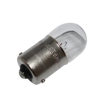 37342 AMPOULE-LAMPE 12V 10W NORME R10W CULOT BA15S GRAISSEUR BLANC (FEU DE POSITION) (VENDU A L UNITE) -FLOSSER- xxx Info FLOSS