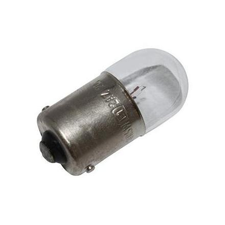 37348 AMPOULE-LAMPE 12V 5W NORME R5W CULOT BA15S GRAISSEUR BLANC (FEU DE POSITION) (VENDU A L UNITE) -FLOSSER- xxx Info FLOSSE