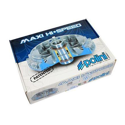 36834 VARIATEUR MAXISCOOTER POLINI HI-SPEED POUR YAMAHA 125 TRICITY 2014>-MBK 125 TRIPTIK 2014 (241.720) Variateur complet POLIN