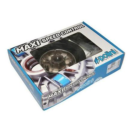 136716 VARIATEUR MAXISCOOTER POLINI HI-SPEED POUR STEED 250 Q-WING (241.661) Variateur complet POLINI