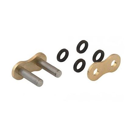 ATTACHE RIVETS AXE PLEINS 428 OR (TYPE CHAINE A428MX-G) (DEMULTIPLICATION ORIGINE) -AFAM- xxx Info