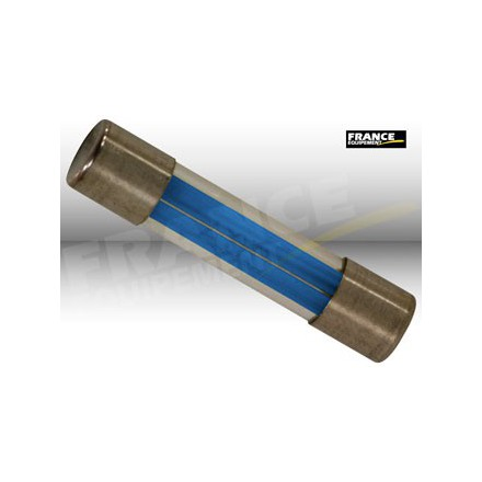 AM.R2002 Fusible verre / standard 32x6mm 2 Ampères (unité) RING Fusibles