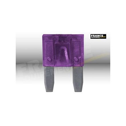 Fusibles plat / miniature 3 Ampères