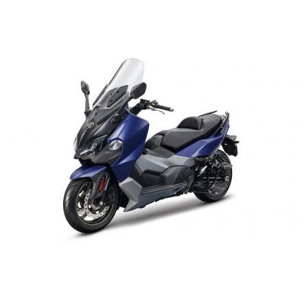 MAXSYM TL 500 Bleu Mat