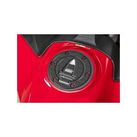 PR08.047 Protège bouchon de réservoir pour DUCATI MULTISTRADA Format : 114.8x114.8mm. Protège Réservoir OneDesign | Fp-moto.co