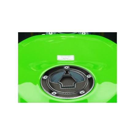 PR08.065 Protège bouchon de réservoir pour KAWASAKI 2006 Format : 100x100mm. Protège Réservoir OneDesign | Fp-moto.com