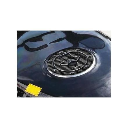 PR08.055 Protège bouchon de réservoir pour KAWASAKI jusqu'à 1999 Format : 111,5x111,5mm. Protège Réservoir OneDesign | Fp-moto