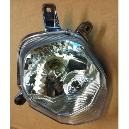 Optique de phare Derbi DRD Evo, SM-R DRD Racing 2011 et SM-R DRD X-Tème 2011