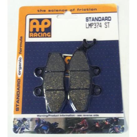 Plaquettes de frein AP RACING LMP374ST