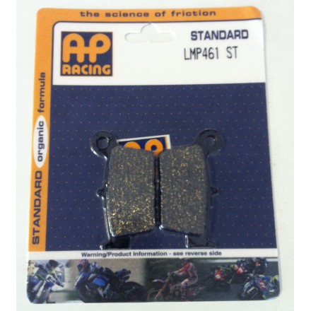 Plaquettes de frein AP RACING LMP461ST