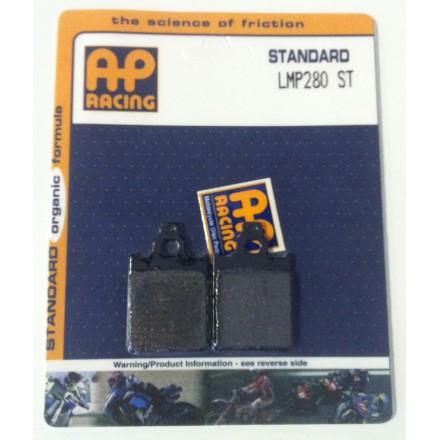 Plaquettes de frein AP RACING LMP280ST